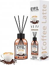 """Духи, Парфюмерия, косметика Аромадиффузор """"Кофе"""" - Eyfel Perfume Reed Diffuser Coffee"""