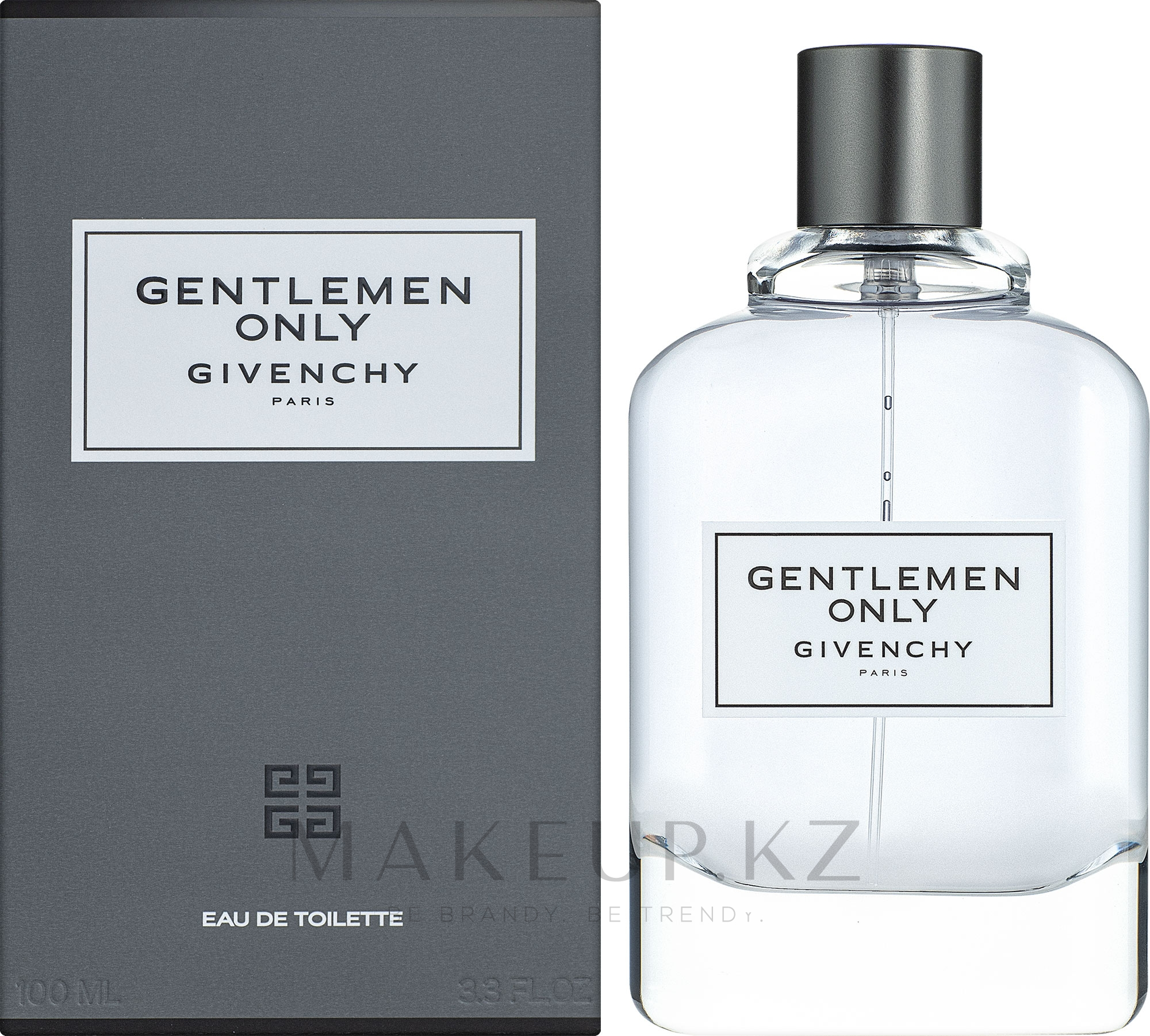 Givenchy Gentlemen Only - Туалетная вода — фото 100 ml
