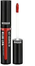 Духи, Парфюмерия, косметика Жидкая губная помада - Luxvisage Matt Tattoo No Transfer 12H Liquid Lipstick