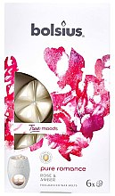 """Духи, Парфюмерия, косметика Ароматический воск """"Роза и янтарь"""" - Bolsius True Moods Pure Romance Rose & Amber"""