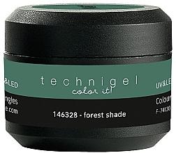Духи, Парфюмерия, косметика Гель для ногтей - Peggy Sage Technigel Color It Coloured UV & LED