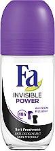 Духи, Парфюмерия, косметика Роликовый дезодорант - Fa Sport Deodorant Прозрачная защита