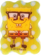 """Духи, Парфюмерия, косметика Мочалка банная """"Спанч Боб"""", Спанч Боб в очках - Suavipiel Sponge Bob Bath Sponge"""