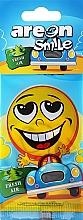 Духи, Парфюмерия, косметика Ароматизатор для авто - Areon Smile Fresh Air