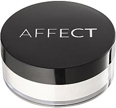 Духи, Парфюмерия, косметика Рассыпчатая пудра с эффектом мерцания - Affect Cosmetics Skin Luminizer Pearl Powder