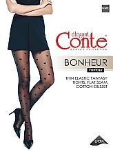 """Духи, Парфюмерия, косметика Колготки """"Fantasy Bonheur"""" 20 Den, grafit - Conte"""