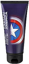 Духи, Парфюмерия, косметика Гель для душа - Marvel Captain America Shower Gel