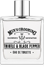 Духи, Парфюмерия, косметика Scottish Fine Soaps Men's Grooming Thistle & Black Pepper - Туалетная вода