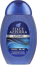 """Духи, Парфюмерия, косметика Шампунь и гель для душа """"Cool Blue"""" - Paglieri Felce Azzurra Shampoo And Shower Gel For Man"""