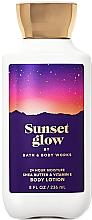 Духи, Парфюмерия, косметика Bath And Body Works Sunset Glow - Лосьон для тела