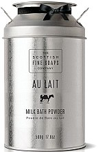 Духи, Парфюмерия, косметика Молочная пудра для ванныа - Scottish Fine Soaps Au Lait Milk Bath Powder