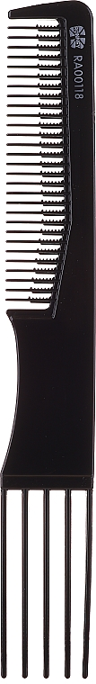 Расческа, 195 мм - Ronney Professional Comb Pro-Lite 118 — фото N1