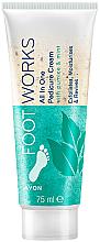 Духи, Парфюмерия, косметика Пилинг для ног с мятой - Avon Footworks