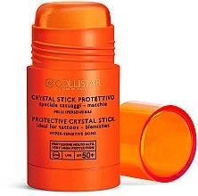Духи, Парфюмерия, косметика Солнцезащитный стик - Collistar Crystal Stick Protettivo SPF 50+