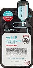 Духи, Парфюмерия, косметика Восстанавливающая маска для лица - Mediheal W.H.P White Hydrating Black Mask Ex