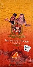 """Духи, Парфюмерия, косметика Кофейный скраб для тела """"Темный шоколад и аппельсин"""" - Nacomi Fit Lovers Coffee Scrub"""