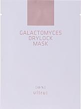 Духи, Парфюмерия, косметика Увлажняющая тканевая маска для лица с галактомицелием - Ultru I'm Sorry For My Skin Galactomyces Drylock Mask
