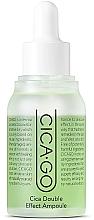 Духи, Парфюмерия, косметика Восстанавливающая и осветляющая сыворотка - Isoi CICAGO Cica Double Effect Ampoule