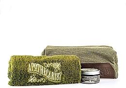 Духи, Парфюмерия, косметика Набор - Apothecary 87 Shave Kit (sh/cream/50ml + towel + bag)