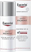 Духи, Парфюмерия, косметика Антипигментный корректирующий крем - Eucerin Eucerin Anti-Pigment Day Care SPF30
