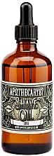 Духи, Парфюмерия, косметика Масло для бритья - Apothecary 87 Shave Oil 1893