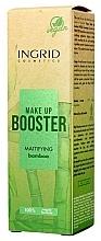 Духи, Парфюмерия, косметика Матирующий бустер для лица - Ingrid Cosmetics Make Up Booster Mattifying Bamboo