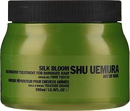 Духи, Парфюмерия, косметика Маска для восстановления поврежденных волос - Shu Uemura Art Of Hair Silk Bloom Restorative Treatment
