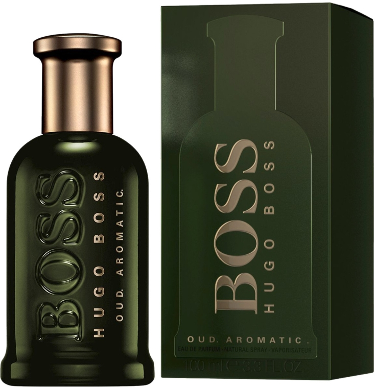 Hugo Boss Boss Bottled Oud Aromatic - Парфюмированная вода — фото N2
