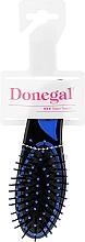 Духи, Парфюмерия, косметика Расческа для волос, маленькая, 9002, синяя - Donegal