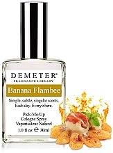 Духи, Парфюмерия, косметика Demeter Fragrance Banana Flambee - Одеколон