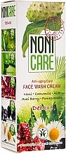 Духи, Парфюмерия, косметика Омолаживающий крем для умывания - Nonicare Deluxe Face Wash Cream
