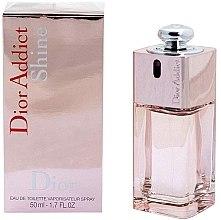 Духи, Парфюмерия, косметика Christian Dior Addict Shine - Туалетная вода