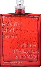 Духи, Парфюмерия, косметика Escentric Molecules The Beautiful Mind Series Intelligence & Fantasy - Туалетная вода