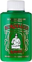 Духи, Парфюмерия, косметика Пудра-тальк для тела - Borotalco Talcum Powder Refreshing Absorbing