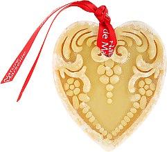 Духи, Парфюмерия, косметика Мыло в форме сердца - Nature de Marseille Soap