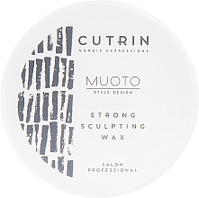 Духи, Парфюмерия, косметика Скульптурирующий воск - Cutrin Muoto Strong Sculpting Wax