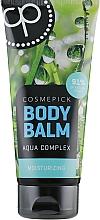 Духи, Парфюмерия, косметика Бальзам для тела с активным увлажняющим комплексом - Cosmepick Body Balm Aqua Complex