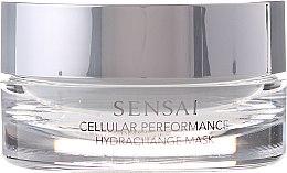 Духи, Парфюмерия, косметика Маска для лица - Kanebo Sensai Cellular Performance Hydrachange Mask