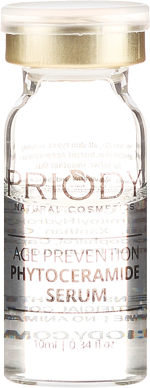 Сыворотка для лица - Priody Age Prevention Phytoceramide Serum — фото N2