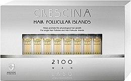 Духи, Парфюмерия, косметика Лосьон для стимуляции роста волос для мужчин 2100 - Labo Crescina Hair Follicular Island 2100 Man