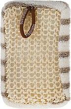 Духи, Парфюмерия, косметика Мочалка для тела - Suavipiel Natural Ramie Sisal and Cotton Sponge