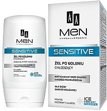 Духи, Парфюмерия, косметика Гель после бритья - AA Men Sensitive After-Shave Gel Cooling
