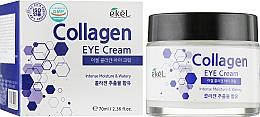 Духи, Парфюмерия, косметика Увлажняющий крем для кожи вокруг глаз, с коллагеном - Ekel Collagen Eye Cream