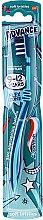 Духи, Парфюмерия, косметика Детская зубная щетка, 9-12 лет, темно-синий - Aquafresh Advance