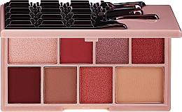 Духи, Парфюмерия, косметика Палетка теней для век - I Heart Revolution Mini Chocolate Eyeshadow Palette Hazelnut Cream