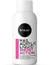 Духи, Парфюмерия, косметика Акриловая жидкость - Silcare Nail Acrylic Liquid Standart Shot Action