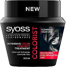 Духи, Парфюмерия, косметика Маска для окрашенных волос - Syoss Colorist Treatment