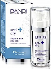 Духи, Парфюмерия, косметика Крем-маска под глаза увлажняющий - Bandi Medical Expert Anti Dry Eye Cream Mask