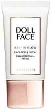 Духи, Парфюмерия, косметика Праймер - Doll Face Best In Glow Illuminating Primer