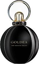 Духи, Парфюмерия, косметика Bvlgari Goldea The Roman Night - Парфюмированная вода (тестер с крышечкой)